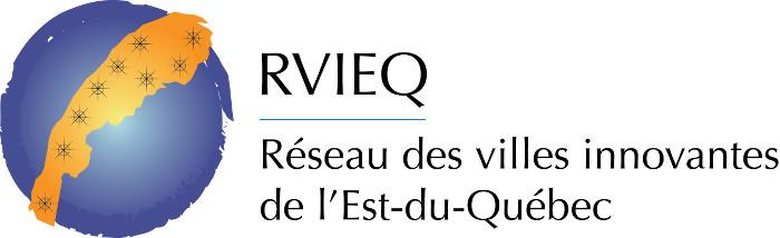 official RVIEQ white logo