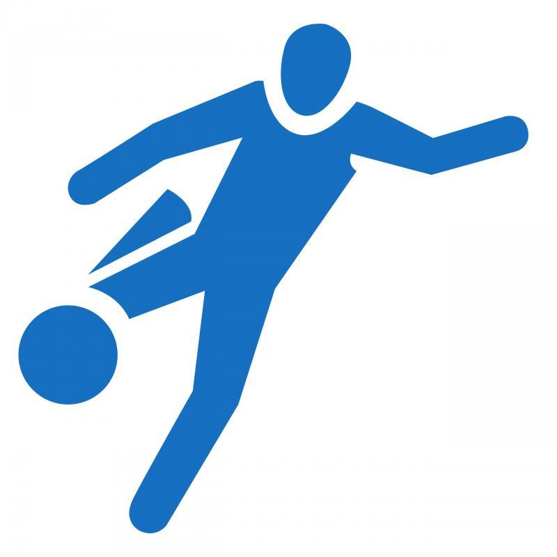 Terrain de soccer synthétique