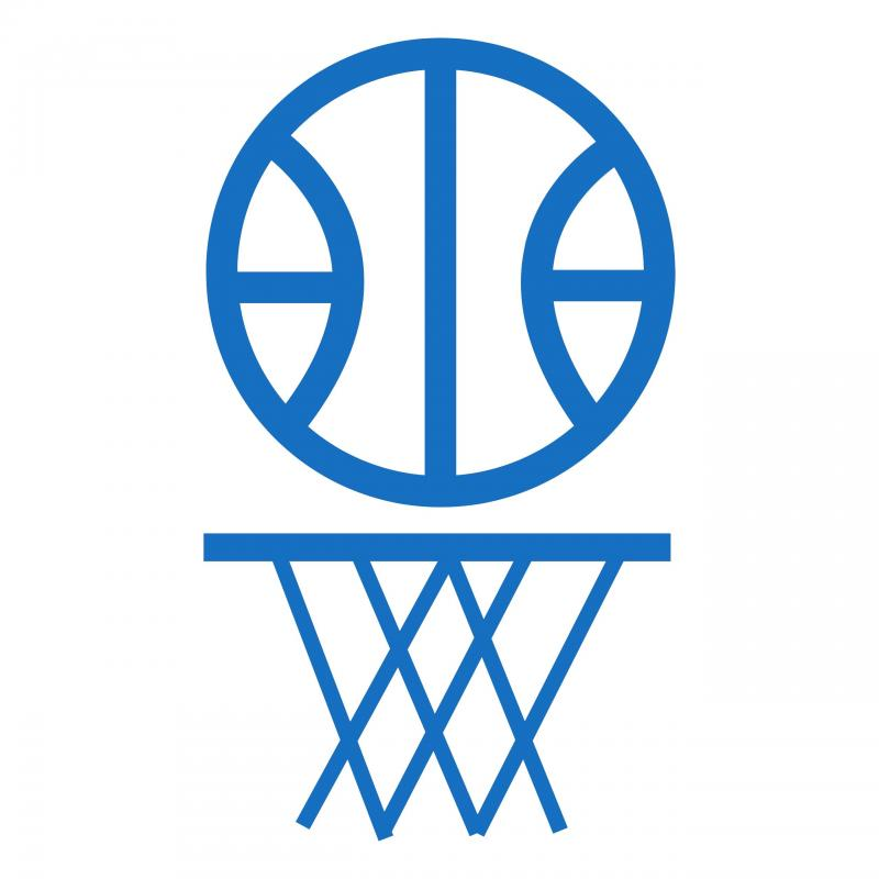 Terrain de basketball St-Rosaire