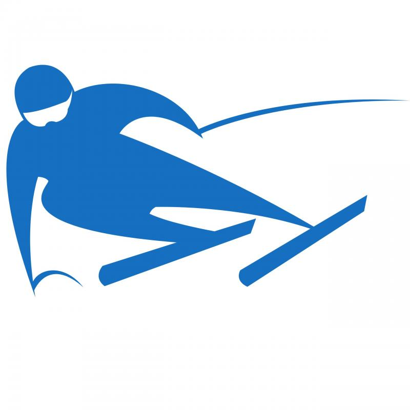 Piste de ski de fonds de l'Anse-au-Griffon - Départ Sud