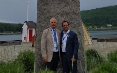 La Ville de Gaspé donne son accord pour la signature d'une  entente historique de jumelage avec la Ville de Saint-Malo!