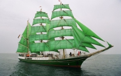 La Ville de Gaspé accueillera quatre grands voiliers  du 7 au 9 juillet 2017