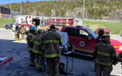 Incendie aux résidences du Cégep : La Ville de Gaspé solidaire des étudiants et de la direction