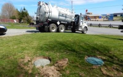 La Ville de Gaspé atteint ses objectifs financiers et opérationnels pour les 2 premières années du service de vidange des boues de fosses septiques