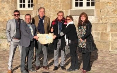 Délégation gaspésienne en Bretagne : UNE MISSION ÉCONOMIQUE FRUCTUEUSE!
