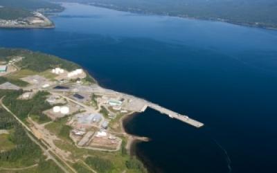 Gaspé désignée officiellement comme zone industrialo-portuaire : « Le début d'un vaste chantier de développement! »