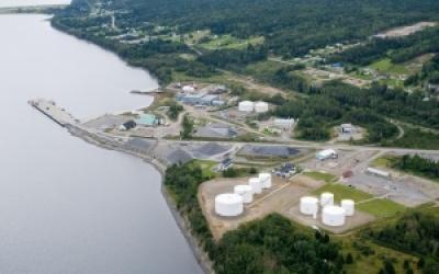 La Ville de Gaspé se réjouit de l'intérêt de Québec pour acquérir le port de Sandy-Beach
